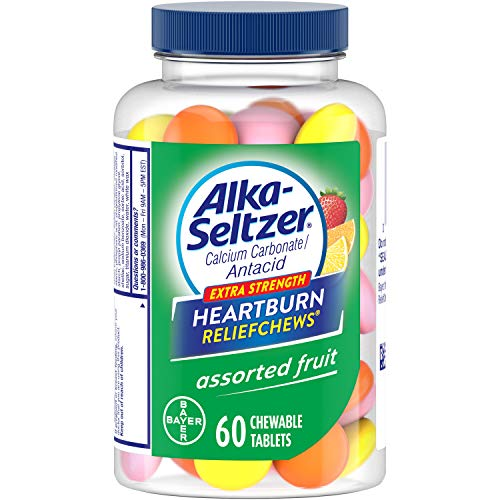 10 best alka seltzer heartburn and gas relief chews for 2020