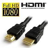 Cable HDMI Premium 1.4V 3D Alta Velocidad Ultra HD Resolución FULL HD...