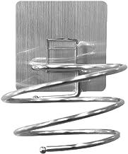 Spiral Fönhalter Fönhalterung Haartrocknerhalter Edelstahl Wandhalterung