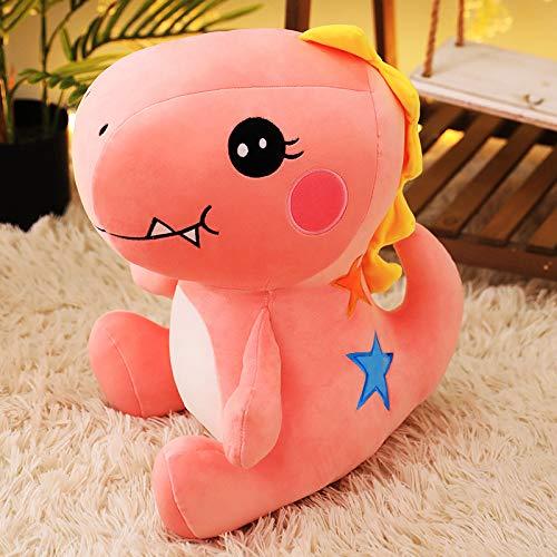 FFDGHB Kleine Dinosaurier Kissen Puppe PlüSchtier Schlafen PlüSchtier Ragdoll Monster Puppe Kind MäDchen 35Cm.