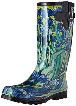 Nomad Women s Puddles Rain Boot Iris 10 M US