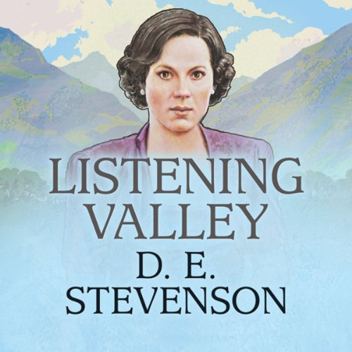 Listening Valley audiobook cover art