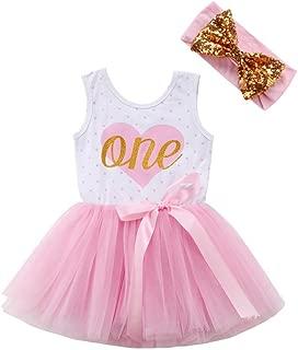 Best first birthday princess dress baby Reviews