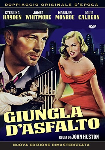 giungla d'asfalto - nuova edizione rimasterizzata registi john huston [Italia] [DVD]