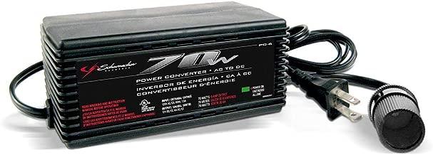 Schumacher PC-6 70W 12V AC to DC Power Converter