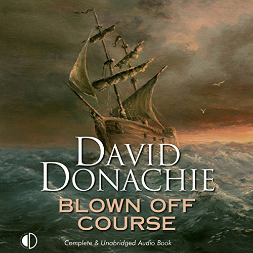Blown Off Course audiobook cover art