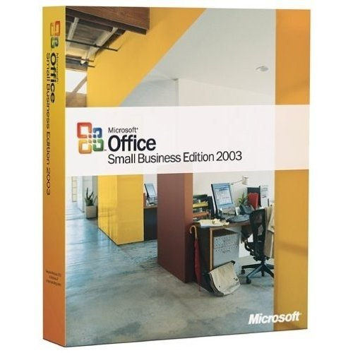 Microsoft Office 2003 Small Business Edition OSB/DSP