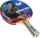 Butterfly Wakaba Shakehand Table Tennis Racket | Japan Series | Outstanding Control With Reliable Speed And Spin | Recommended For Beginning Level Players