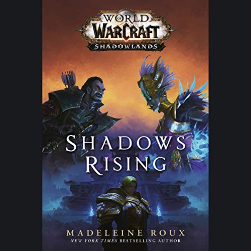 Page de couverture de Shadows Rising