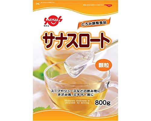 日本澱粉工 サナスロート 800g