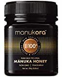 Best Manuka Honeys - Manukora MGO 100+ Multifloral Raw Mānuka Honey (250g/8.8oz) Review
