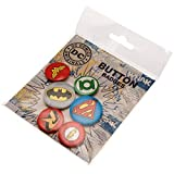 GB eye DC Comics-Logos Spille, Multicolore...