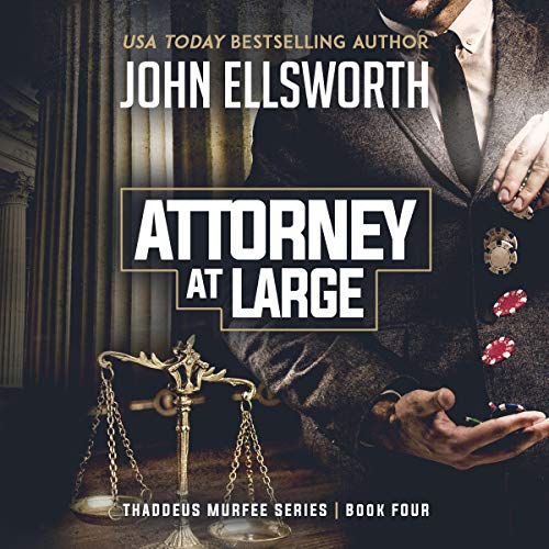 Attorney at Large: A Legal Thriller Titelbild