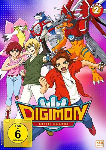 Digimon Data Squad, Vol. 2 [3 DVDs]