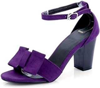 Women Shoes Fashion High Heel Sandals Square Heels Dress Shoes Woman Ankle Strap Heeled Footwear