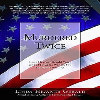 Murdered Twice audiobook cover art