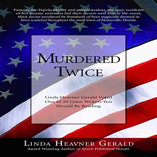 Murdered Twice audiobook cover art