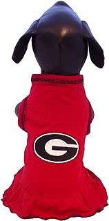 NCAA Georgia Bulldogs Cheerleader Dog Dress