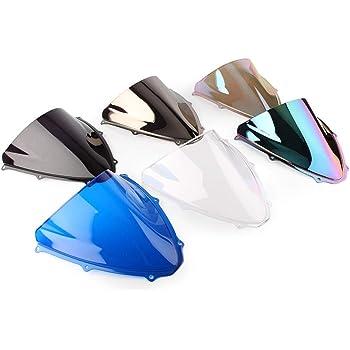 per Suzuki GSX-R600 GSX-R750 GSX-R 600 750 K6 06 07 WYShop Parabrezza per moto