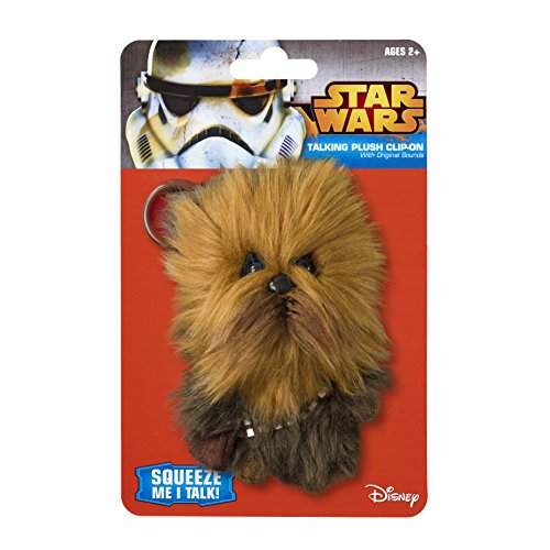 Funko 00261J Star Wars Mini Plush With Sound and Pendant