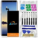 AceSoft Battery Replacement Kit Compatible for Samsung Galaxy Note 8 SM-N950U AT&T EB-BN950ABE 3800mAh Li-ion Battery with Full Repair Tools Set