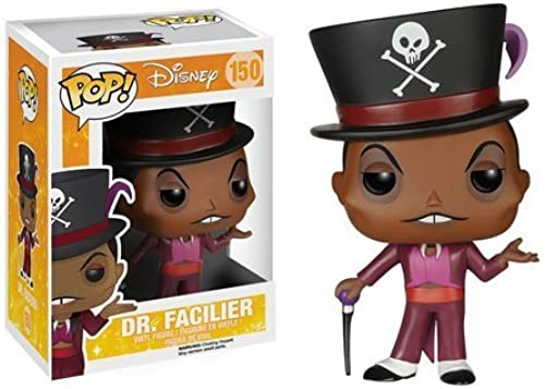 Disney Princess and the Frog Dr. Facilier Pop  Vinyl Figure by Funko