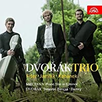 Dvorak; Smetana: Piano Trio In G Minor; Slavonic Dances; Dumky by Dvorak Trio (2013-11-19)