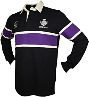 cotton rugby jerseys