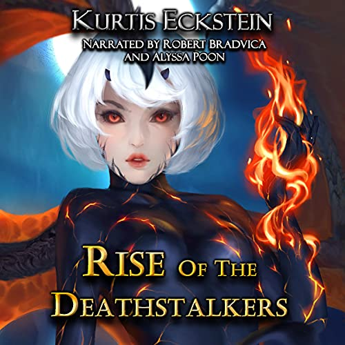 Rise of the Deathstalkers cover art