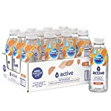 Nestle Pure Life Plus active with Potassium (orange flavor) 20 Fl. Oz, 12 pack