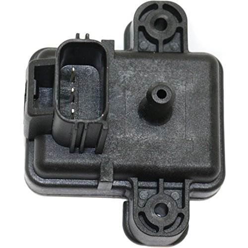 MAP Sensor compatible with FORD ECONOLINE FULL SIZE VAN 98-03 8 Cyl 7.3L eng. 3 Pin Terminals