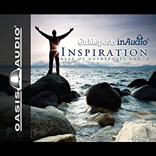 Guideposts Inspiration audiobook cover art