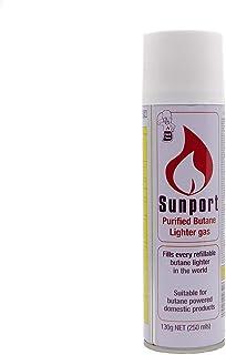 Sunport Purified Butane Lighter Gas Refill 250 ml