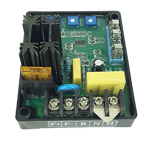 FLAMEER Profi Spannungsregler Modul Abwärtsmodul Spannungswandler Modul Stromversorgungsmodul, Schutz für Absicherung