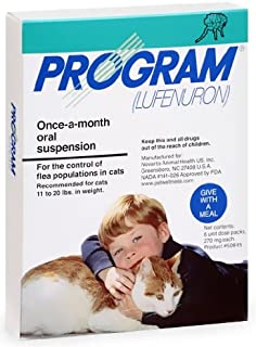Program Green for Cats 11-20 lbs 6 Month Supply
