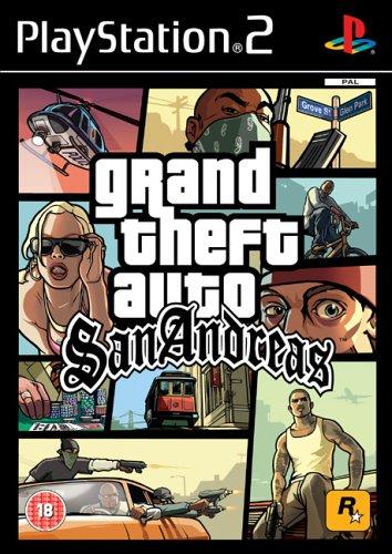 Take-Two Interactive Grand Theft Auto: San Andreas (PS2) vídeo - Juego (PlayStation 2, Acción / Aventura)