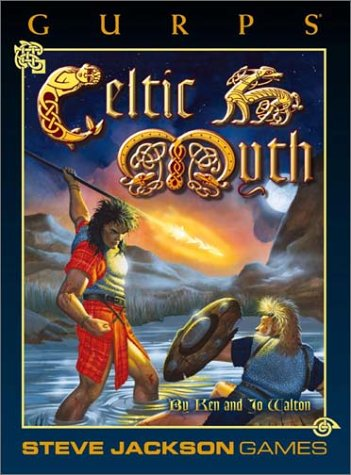 GURPS Celtic Myth (GURPS: Generic Universal Role Playing System)
