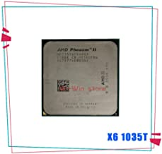 AMD Phenom II X6 1035T 1035 2.6G Six-Core CPU Processor HDT35TWFK6DGR Socket AM3