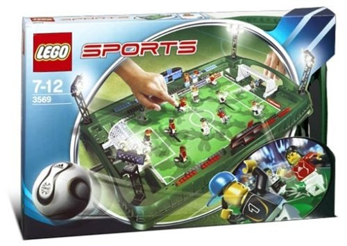 LEGO Sports 3569 - Große Fußball Arena