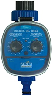 Aqua Control C4099N Programador de Riego para Jardín, Para