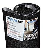 WALKINGBELTS Walking Belts LLC - Livestrong Model LS8.0T Treadmill Running Belt 1ply Sand Blast + Free 1oz Lube