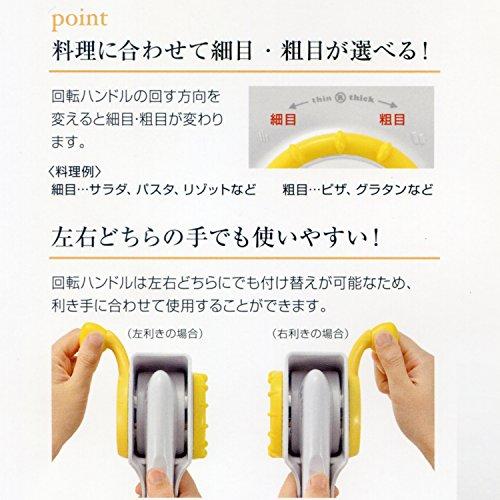 GSホームプロダクツジャパンロータリーチーズグレーター62968