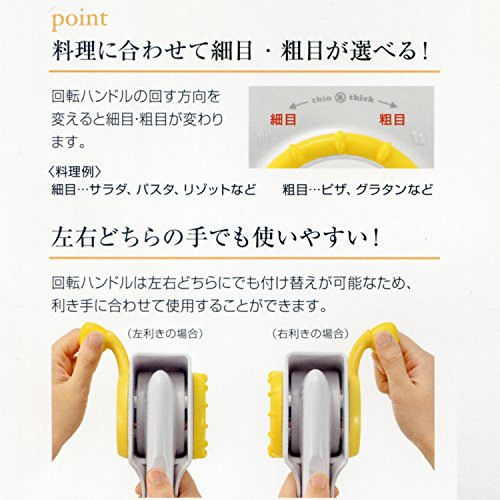 GSホームプロダクツジャパン『ロータリーチーズグレーター』