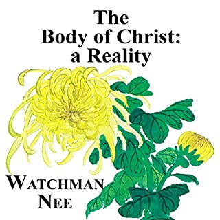 The Body of Christ: A Reality cover art