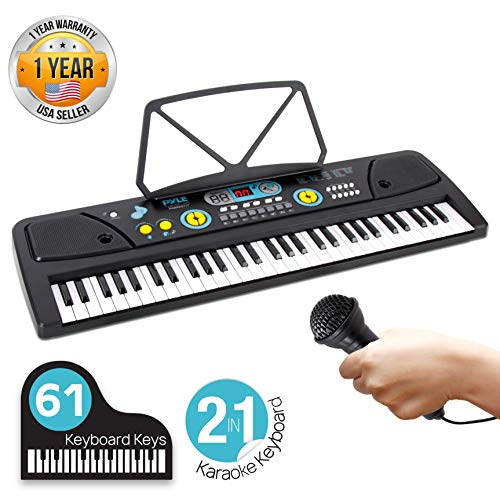Digital Piano Kids Keyboard - Portable...