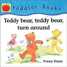 Teddy Bear, Teddy Bear, Turn Around (Little Barron's Toddler Books)