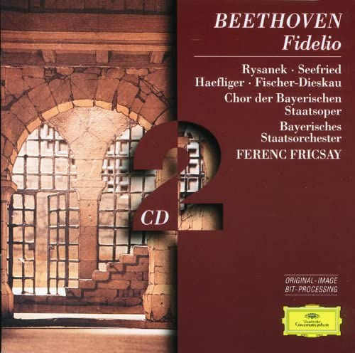 Bayerisches Staatsopernorchester & Ferenc Fricsay