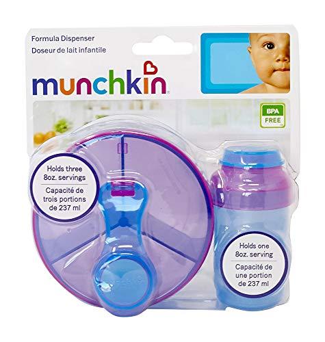 Munchkin 80103 Powdered Formula Dispenser Combo-Pack (Colors May Vary)