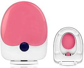 SSNG Toiletbril Rond,wc-brillen Voor Standaard Toiletten,Slow Close Toiletbril Met Zindelijkheidstrainingstoel,wc-afdekkin...