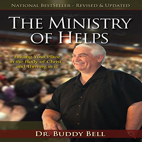The Ministry of Helps Handbook audiobook cover art